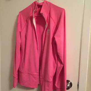 Lulu lemon Bright Pink Sweater