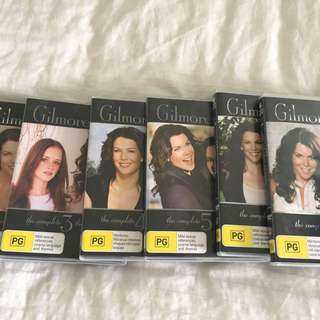 Gilmore Girls Season 1-7