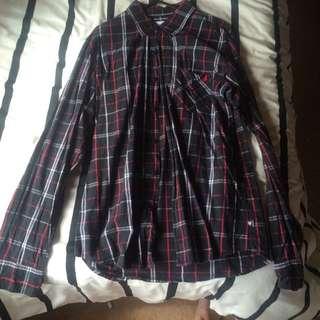 Medium Zoo York Button Up Shirt