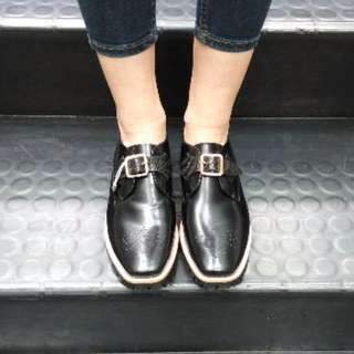 Brand New Leather Loafers