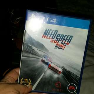 For Sale: PS4 NEED FOR SPEED