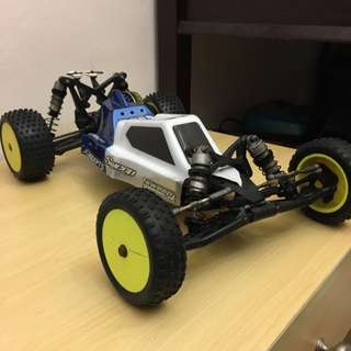 Rc - Losi 22 Buggy