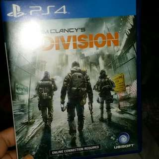 For Sale: The Division