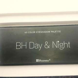 BH Cosmetics Day$Night 60 Eyeshadow Pallete