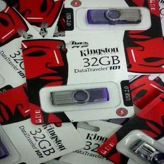 Kingston USB DT101G2/32GB Flashdrive
