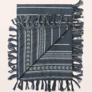 Wilfred Prairie Square Blanket Scarf
