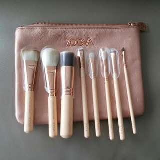 Zoeva Brush Set + Bag