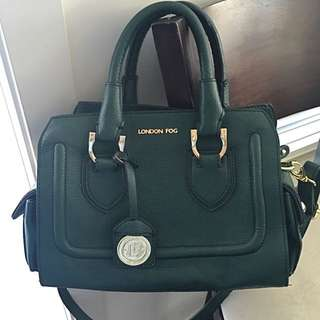 Dark Green Purse