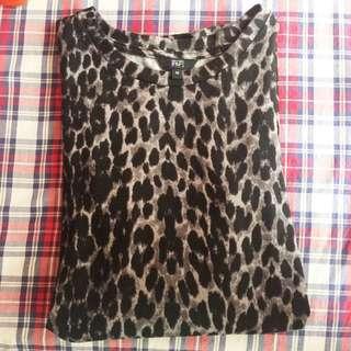 F&F Animal Print Top / Dress