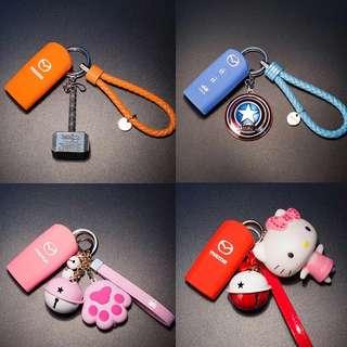 Many Brands Car Key Cases