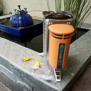 Biolight Stove And Charger
