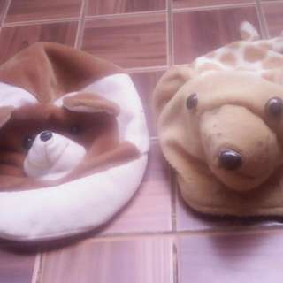 2 Buah Topi Bayi