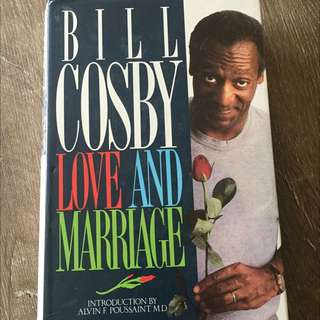 Bill Cosby Love And Marriage Novel