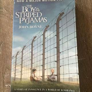The Boy In The Striped Pajamas Novel