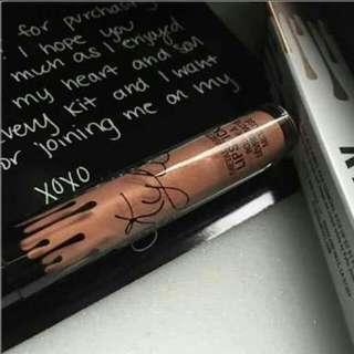 Kylie Cosmetics Matte Metallic Heir Authentic