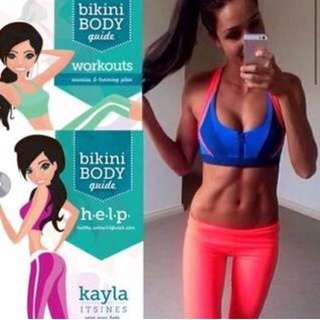 Kayla Itsines Bikini Body Ebooks