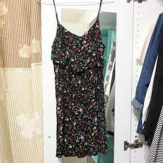H&m花洋裝