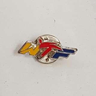 World Taekwondo Federation (WTF) Tie Collar Pin