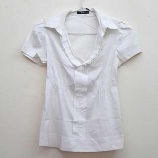 Oasis White Shirt