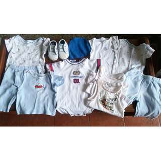 Baby Boy Clothes for Take All