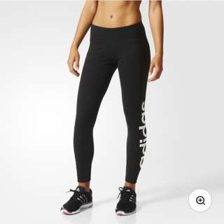 Authentic Adidas Linear Tights