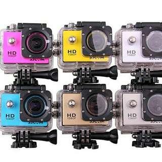 GoPro - No Wifi Sport Cam - SJ CAM
