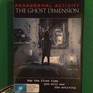 Paranormal Activity- The Ghost Dimension