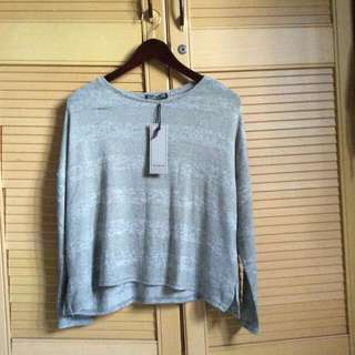 COTTON On Green Army Sweater