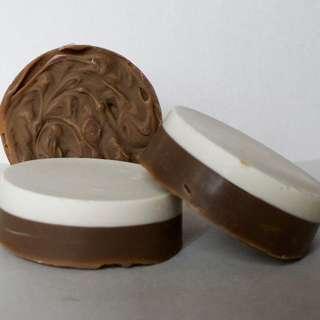 Handmade Soap - Choconut Soap