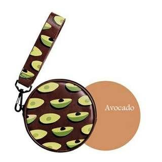 Avocado Design Hand Pouch