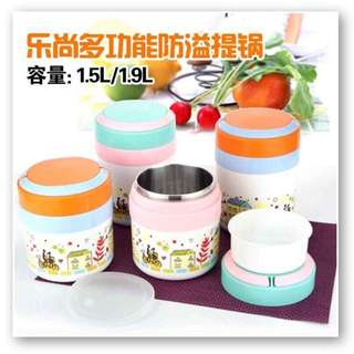Korea Big Stainless Steel Food Jar