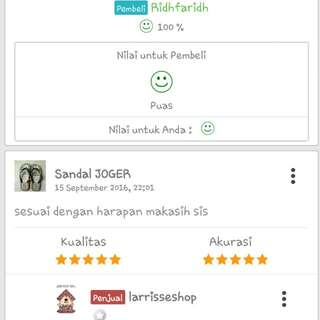 TESTI LOVELY CUSTOMER
