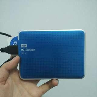 Western Digital - My Passport Ultra External Hard Disk