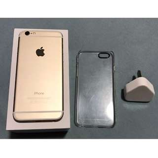 Iphone 6 Gold (16Gb)