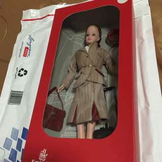 ❗️SALE❗️Emirates Blonde Cabin Crew Doll - Brand New