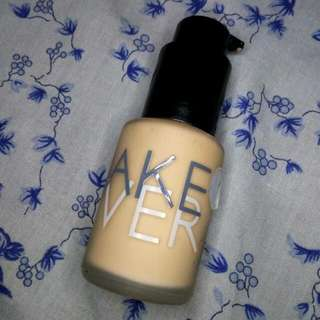 Make Over Ultra Cover Liquid Matt Foundation - 05 Velvet Nude