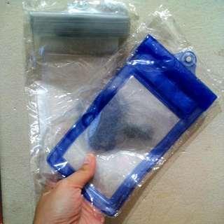"NEW!!! Case Waterproof Bag Utk HP maksimal Layar 5"" (Model Slim)"