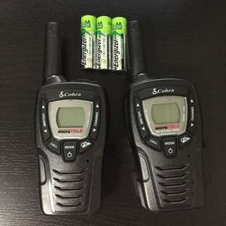 Cobra CX312 Walkie Talkie