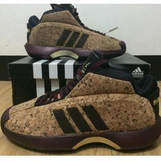 """Adidas Crazy 1 (The KOBE) """"Vino Pack"""" Size 9 US LIMITED RELEASE"""