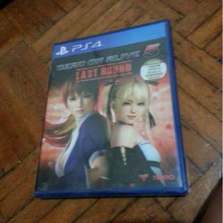 Dead Or Alive 5 R3