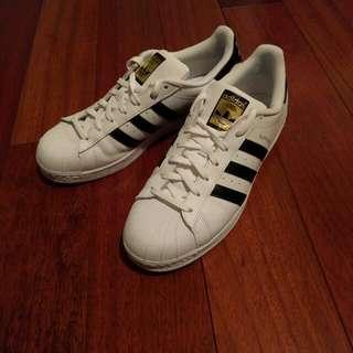 Vnds Adidas Originals Superstars Size 11