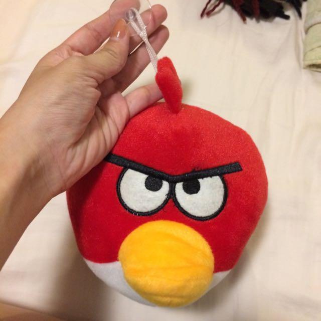 angry bird 娃娃