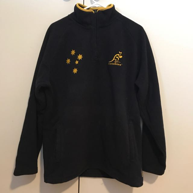 Australian Wallabies Rugby Jumper