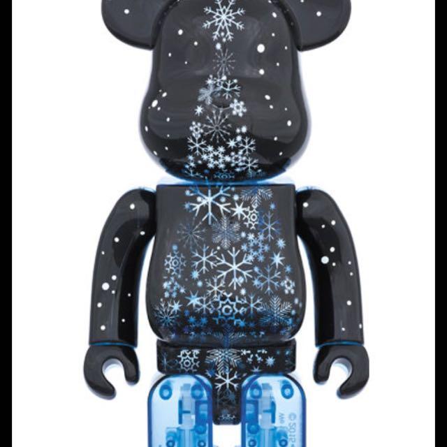 聖誕節Bearbrick