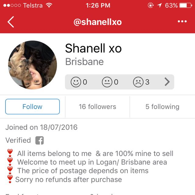 Beware Of Scammer! Organised A Swap - She Has Recieved Her Parcel According To  Tracking Number But Never Sent My Parcel And Will Not Reply!!!