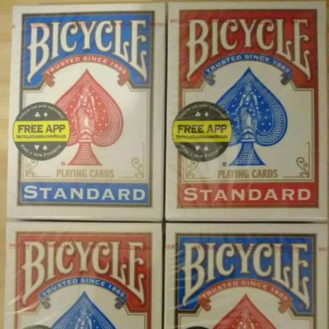Bicycle  Classic Cards