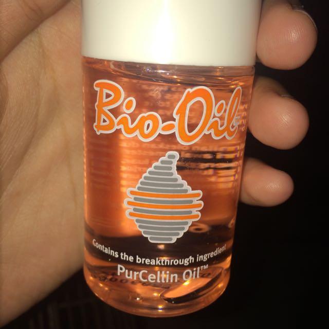 Bio Oil Bekas Luka