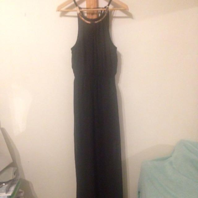 Black Maxi Size 8