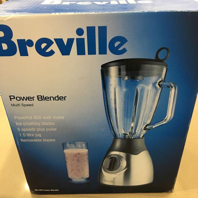 Brevill Power Blender