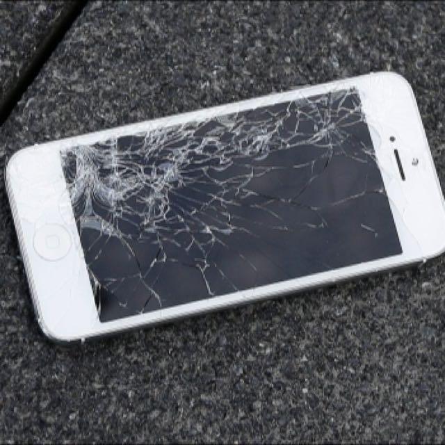 Broken iPhone 7